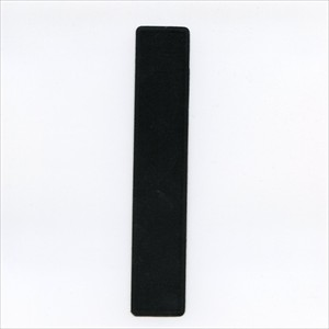Velvet pen sleeves - black - 5 pack