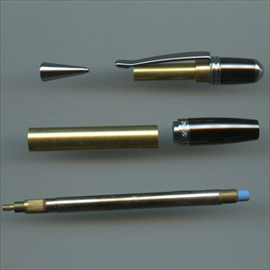 Sierra pencil kits - Chrome