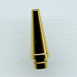 Fancy Slimline pen nib - gold